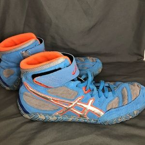 Aggressor 2 wrestling shoes (Size 9.5-10)